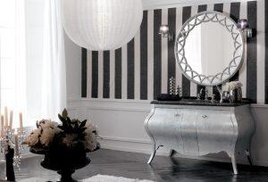 foglia-argento-e-cromo-con-piano-marmo-nero-marquinia