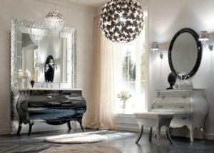 portale-specchiera-nero-lucido-con-piano-marmo-alexandra